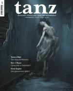 Cover Zeitschrift tanz Nov 2017