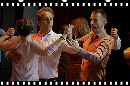 Arbeit mit Komparsen am Filmset | mein-tanzlehrer.de in Berlin
